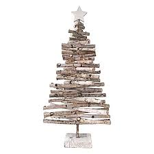birch log tree small by delight decor zanui