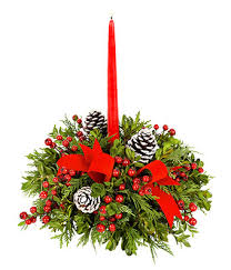 christmas centerpieces merry christmas centerpiece at from you flowers
