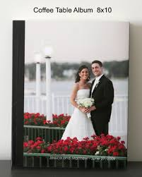 8x10 wedding photo album coffee table 8x10 1 jpg