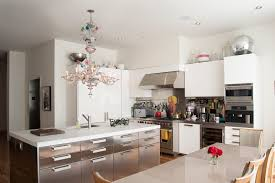 New York Kitchen Cabinets New York Kitchen Cabinet Handles Contemporary With Chandelier