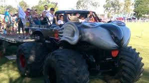 monster truck rides broadwater families magazine
