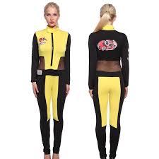 race car halloween costume women racer racing driver fancy dress role play costume