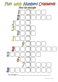 Worksheets Com 751 Free Esl Numbers Worksheets