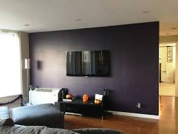i need help decorating my home need help decorating my purple family room tv wall