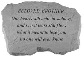 Condolence Gift Death Of Brother Sympathy Gift