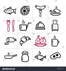 drink vector line icon food drink vector set stock vector 252017101 shutterstock