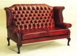 Chesterfield Leather Sofa Traditional Leather Sofas - Traditional sofa designs