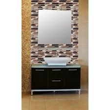 Home Depot Decorative Tile Achim 9 125 In X 9 125 In Magic Gel Mosaic Decorative Wall Tile