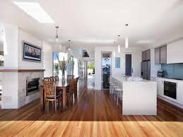 open modern floor plans open living room and kitchen designs floor plans small into modern