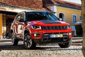 red jeep compass jeep compass reviews parkers