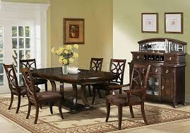 Dark Dining Room Table 60560 Keenan Dining Table In Dark Walnut By Acme W Options