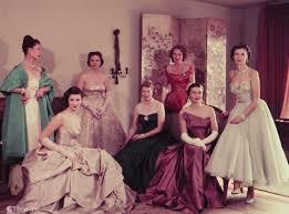 wow 1950s spring fashion glamourdaze