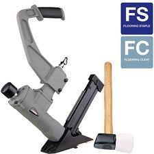 central pneumatic hardwood flooring floor stapler nailer 90399