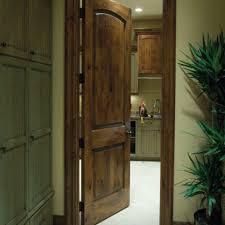 Interior Home Doors Knotty Alder Arch Top 2 Panel Interior Doors In 1002 Ksr Door