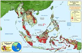 Maps Of Asia by Download Asia In World Map Major Tourist Attractions Maps