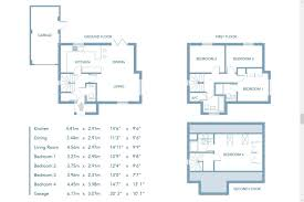 floor plan doors de luci park truro pearce fine homes in cornwall and devon