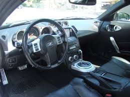 nissan 350z steering wheel 2007 nissan 350z darkblue roadster
