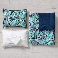 Swirly Paisley Duvet Cover Twin Size Paisley Bedding Bedding Queen