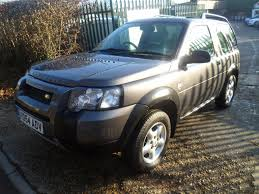 land rover freelander 2000 used 2004 land rover freelander td4 se hard top for sale in