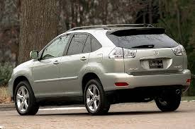 lexus suv 2004 models 2004 lexus rx 330 information and photos zombiedrive