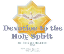 holy devotion devotion to the holy spirit