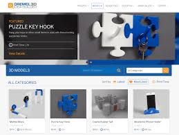 Idea Website 33 Best Sites For Free 3d Printer Models U0026 Stl Files To 3d Print
