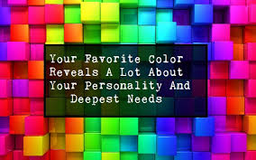 what does your favorite color say about you your favorite color reveals a lot about your personality and