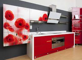 Red Kitchen Furniture Gallery Of Our Works Glass Splashbacks Prestiglass Ie