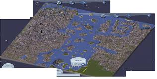 Biggest Video Game Maps Sim City 4 Largest Region And City Page 9 Skyscrapercity