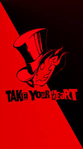 persona 5 hd wallpaper for phone album on imgur