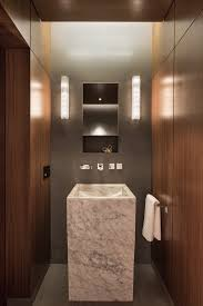 powder bathroom ideas powder bathroom ideas with wood panel powder room modern and white
