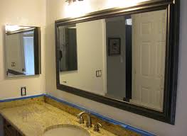 Vanity Framed Mirrors Very Decorative Medicine Cabinet With Mirror All Home Decorations