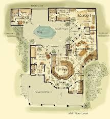 Custom House Blueprints The Walton U0027s House Plan Custom House Plans With A Point Of View