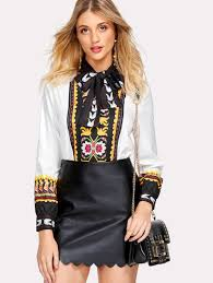 blouses with bows s blouses shirts