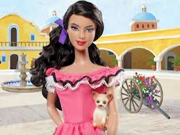 u0027mexico barbie u0027 stereotype stylish today