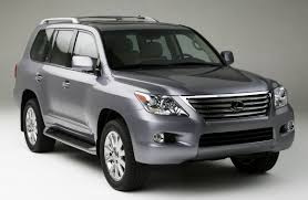lexus suvs lexus lx review and photos