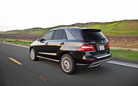 mercedes 2013 price test 2013 mercedes ml350 bluetec 4matic motor trend