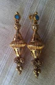 saudi arabia gold earrings saudi arabian necklace with turquoise and gold from the najd