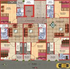 350 Sq Feet by 350 Sq Ft 1 Bhk 1t Apartment For Sale In Arsh Group Eco Homes