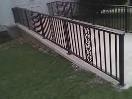 Handicap Handrail Iron Railings Aaa Ironworks