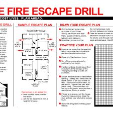 fire evacuation plan residential care home nursing home home fire