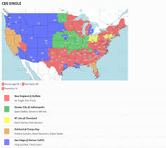 At T Coverage Map Alaska by Coverage Map Released For Broncos Chargers Game