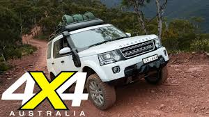 land rover lr4 off road land rover discovery tdv6 road test 4x4 australia youtube