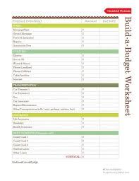 25 unique printable budget worksheet ideas on pinterest budget