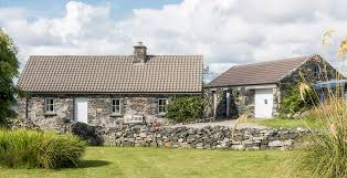 Ireland Cottages To Rent by Maumeen Cottage Rental Property In Roundstone Connemara For