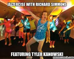 Jazzercise Meme - with richard simmons