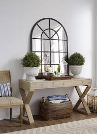 Entry Console Table With Mirror Best 25 Entrance Hall Tables Ideas On Pinterest Dining Room
