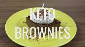 flourless and nut free keto brownie sugar u0026 coconut free