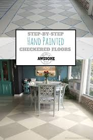 54 best can u0027t refinish your wood floors try painting them images