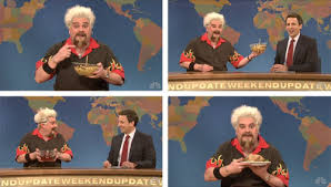 fieri s thanksgiving tips on saturday live s